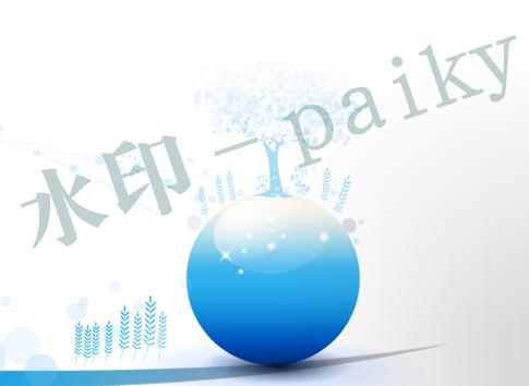 图片批量加水印教程(提供软件下载-轻松水印绿色专业版)