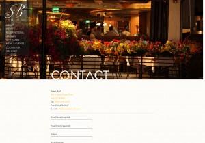 Contact | Sweet Basil