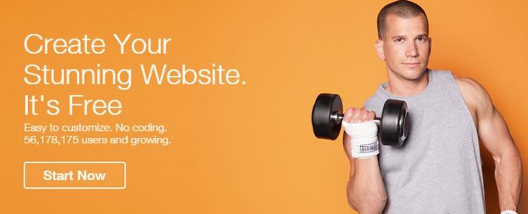 如何使用WIX在三十分钟内创建一个网站